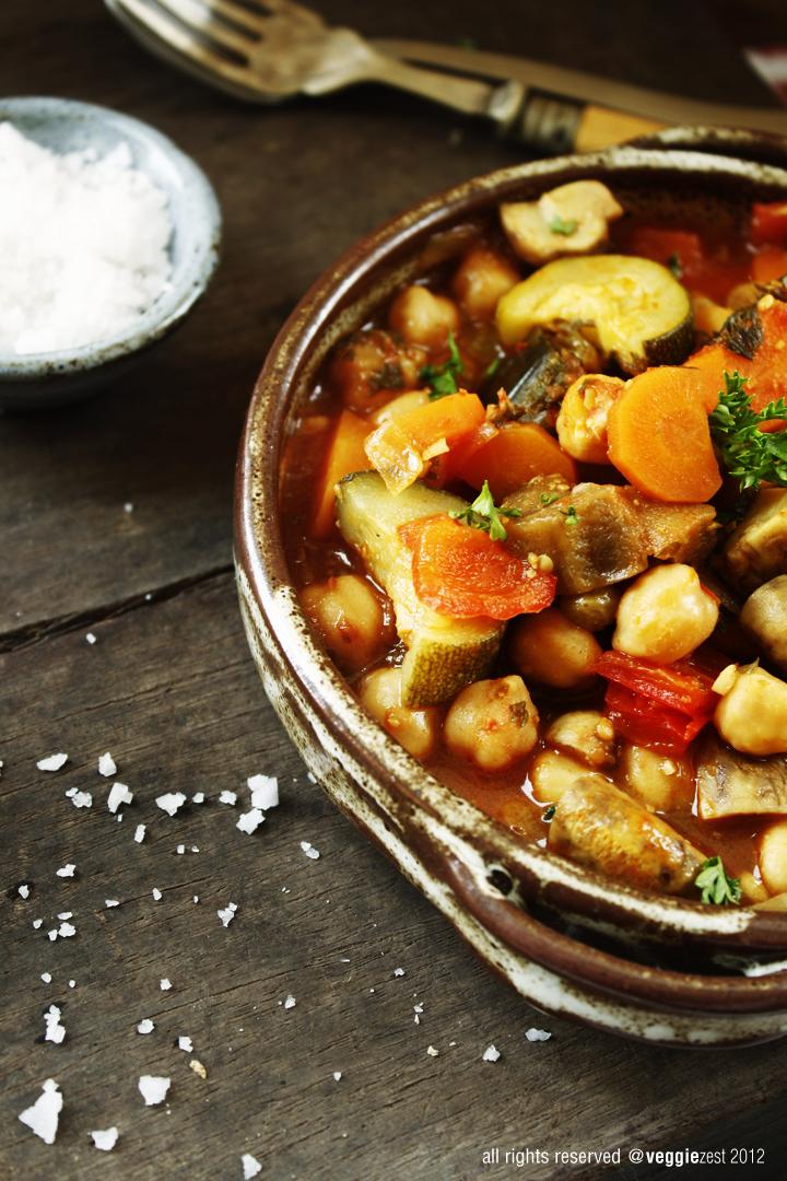 Moroccan Tagine | veggiezest