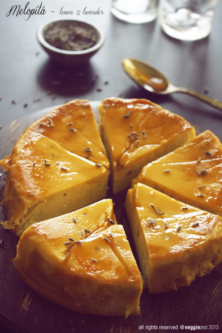 ... with honey crust greek honey and cheese tart melopita recipes dishmaps