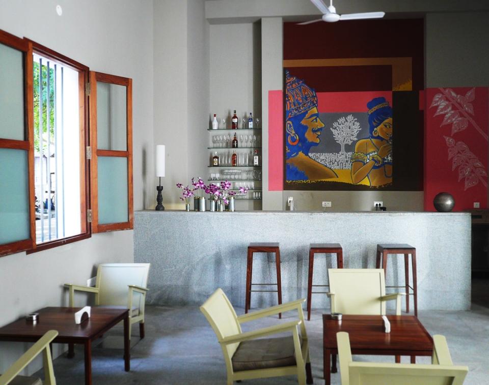 Bar_villa Shanti
