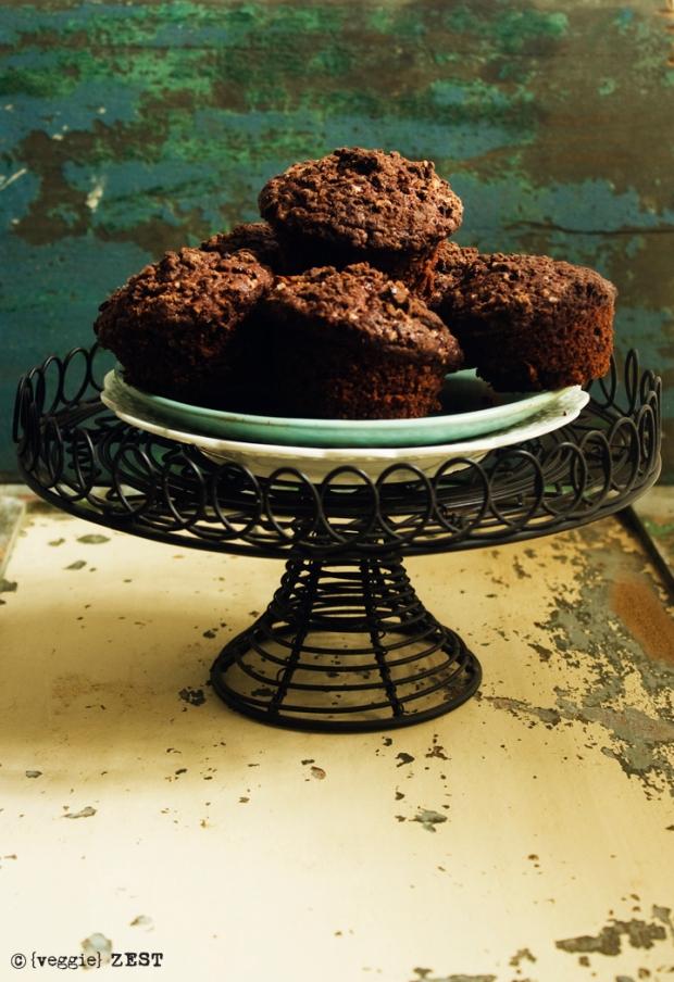 wasabi chocolate muffins 03
