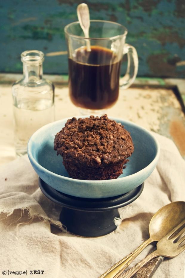 wasabi chocolate muffins 06