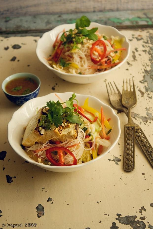 Noodle salad 2
