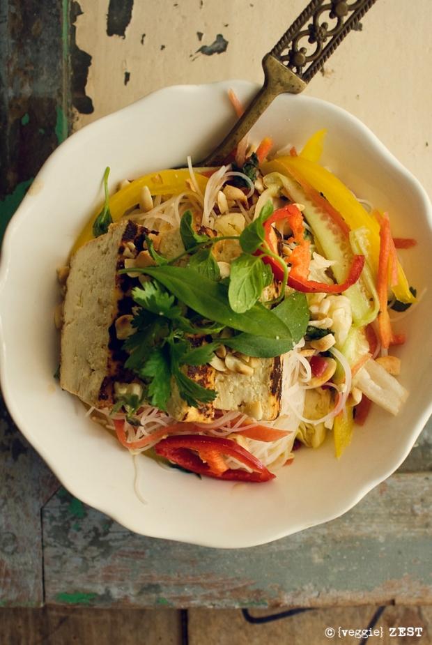 Noodle salad 3