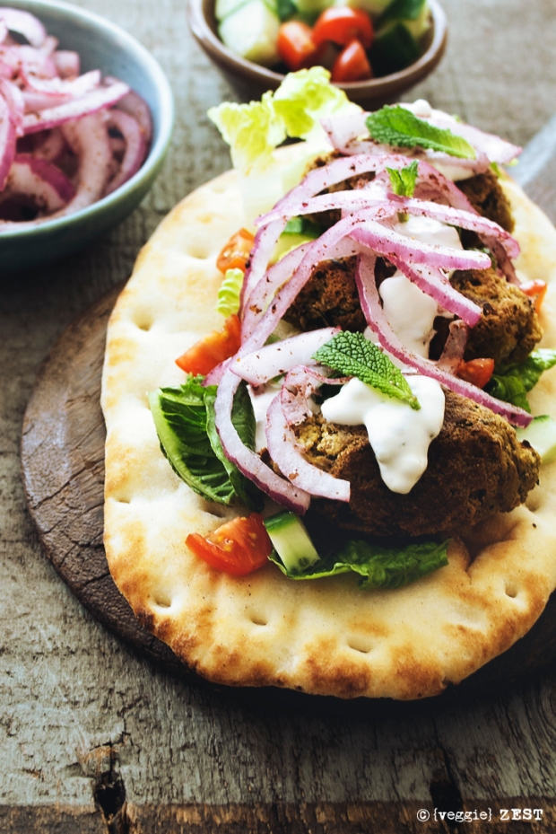 Chickpea Gyro 3