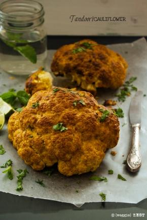 Tandoori Cauliflower 2