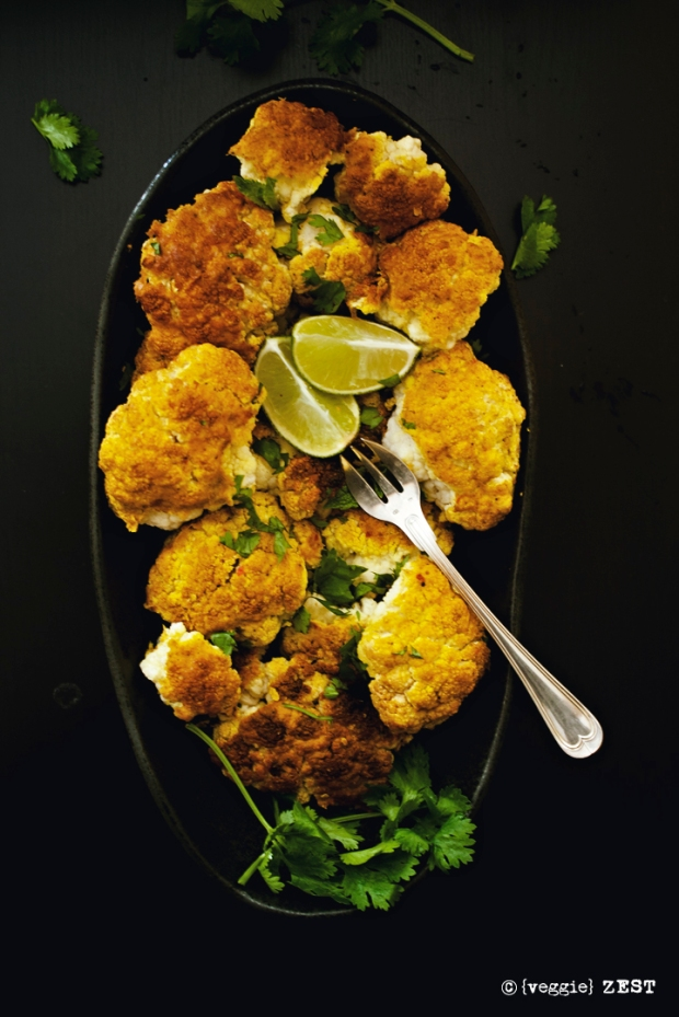 Tandoori Cauliflower 3